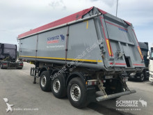 Schmitz Cargobull Tipper alu-square sided body 39m³ semi-trailer