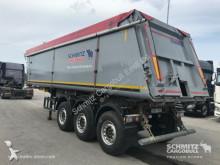 semirremolque Schmitz Cargobull Tipper alu-square sided body 39m³