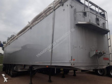 Leciñena moving floor semi-trailer