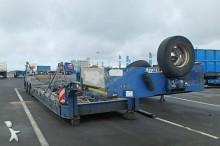 semiremorca transport utilaje Trax