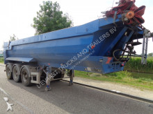 Robuste Kaiser Air / Steel-Steel-Voll Stahl / 23,3 m3 semi-trailer