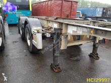 Van Hool 20' Container Transport semi-trailer