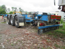 semirimorchio portacontainers General Trailers