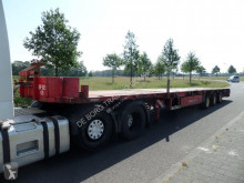 Goldhofer STNL3-34/80A Flat Bed Trailer