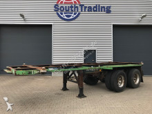 trailer Flandria 20 ft steel