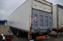 Trouillet Semi-Remorque 3 Essieux Fourgon Hayon semi-trailer