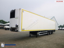 semi remorque Chereau Frigo trailer Carrier Vector 1550