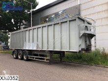 General Trailers kipper Steel suspension, 56 M3 semi-trailer