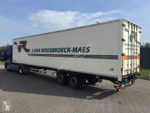 Van Hool box trailer semi-trailer
