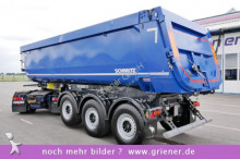 trailer Schmitz Cargobull SKI 24/SL 7,2 / STAHL 5 mm / 28,2 m³ / RÜTTLER