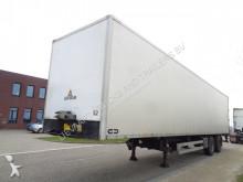 Van Hool Box / NL Trailer / SAF / Steering Axle semi-trailer