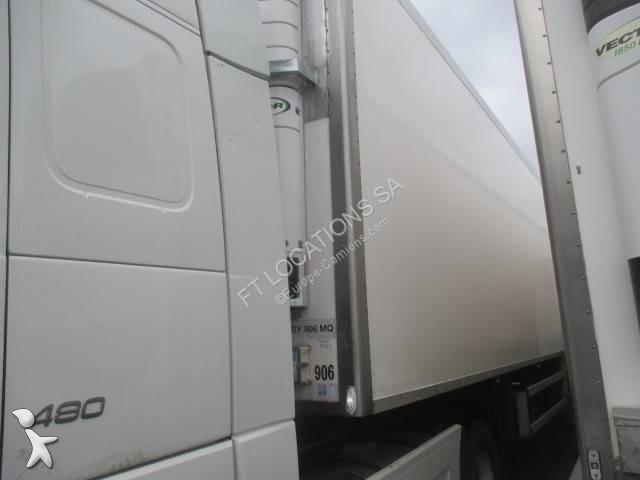 Lecitrailer FRAPPA FT1 NEWAY semi-trailer