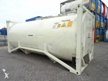 Welfit Oddy 20 FT 25.000L TC, L4BN, T11 semi-trailer