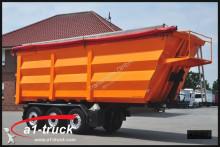 Lück Stahlkippmulde, 40m³ Lift, Alu, semi-trailer