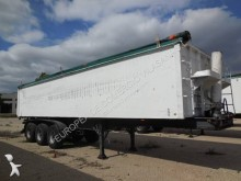 Lecitrailer cereal tipper semi-trailer
