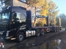 Pacton timber semi-trailer