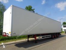 Van Hool Isolated Closed Box / BPW / Full Chassis / NL semi-trailer