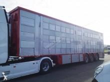 Pezzaioli 3 étages indépendants - 2 compartiments semi-trailer