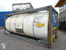 Van Hool 23.000L, 20FT Tankcontainer, L4CH, UN Port. T12 semi-trailer