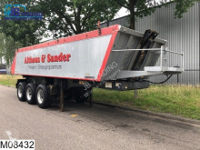 Meiller kipper Disc brakes, Steel chassis semi-trailer