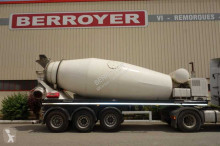 tweedehands trailer beton molen / Mixer