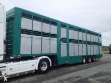 semirimorchio trasporto bestiame Leveques