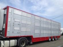 Pezzaioli 2 et 3 étages - 2 compartiments semi-trailer