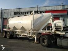 semiremorca cisternă transport pulverulent Fruehauf