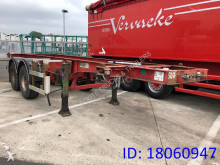Desot 20' SKELET semi-trailer