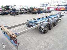 Van Hool 45FT HC, SAF+discbrakes, liftaxle, 2x extendable, MOT semi-trailer
