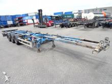 Van Hool 45FT HC, SAF+Scheibebremsen, Liftachse, 2x ausziehbar, TÜV: 28/03/2019 semi-trailer