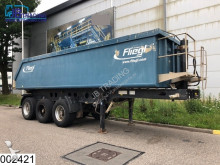 Fliegl kipper Steel chassis semi-trailer