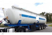 Spitzer Auflieger Tankfahrzeug