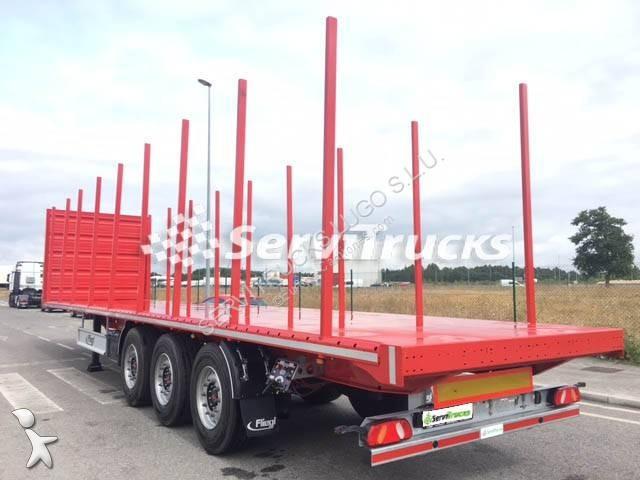 Fliegl MADERERO semi-trailer