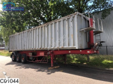 Robuste Kaiser kipper 74 M3, Steel suspension, Steel loading platform semi-trailer