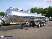semi reboque Magyar Chemical tank 27.2 m3 / 1 comp
