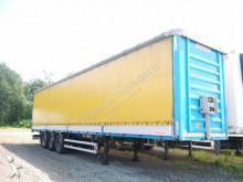 Fruehauf Aufliger*Pritsche/Plane/Bordw� semi-trailer