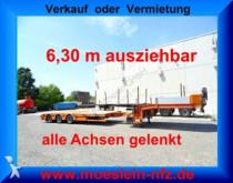 Moeslein Auflieger Maschinentransporter