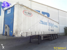 Kaiser Curtainsides semi-trailer