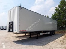 new plywood box semi-trailer