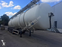 Feldbinder food tanker semi-trailer
