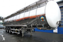 semi reboque cisterna alimentar usado