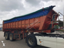 Fruehauf Kipper Full Steel 1997 semi-trailer
