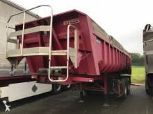GT Trailers construction dump semi-trailer