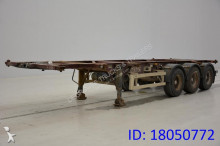 trailer Desot 20' 30' SKELET
