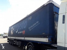 Lecitrailer tarp semi-trailer