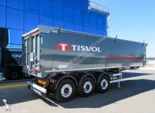 new tipper semi-trailer