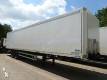 Van Hool 2B0036 20 PIECES/STUKS CAISSE ISOLÉ/ISOLATED BOX 8 ROUES/8 TYRES semi-trailer