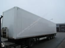 semirimorchio Krone SD kasten trailer mit hebebuhne 2500 kg !!