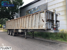 trailer Benalu kipper 52 M3, Steel suspension, Steel loading platform